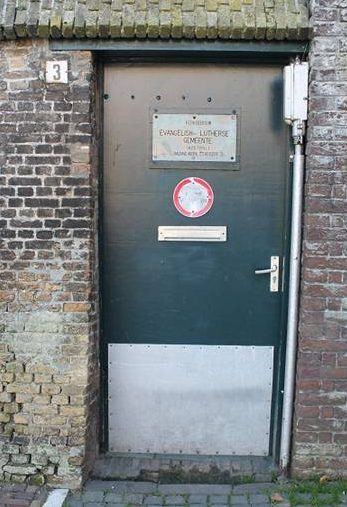 Lutherse kerk Stadserf 3 Breda