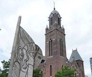 Arminiuskerk ~ Museumpark 3 in Rotterdam