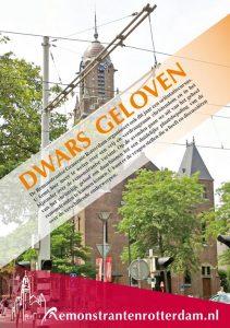 Oriëntatiecursus Dwars Geloven in Rotterdam
