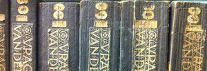 Oud of hedendaags, boeken blijven interssant . Auteur Maarten van der Graaff signeert in Arminiuskerk