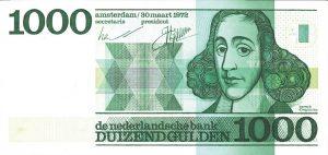 Spinoza is onderwerp van de Donderdagmorgendialoog in de Arminiuskerk in Rotterdam