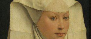 Rogier van der Weijden 1399/1400-1464 schildert Julian of Norwich