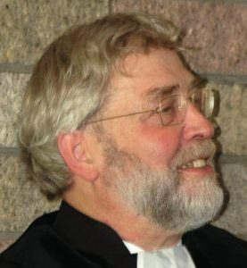 predikant in Arminiuskerk in de kerkdienst van 26 november 2017
