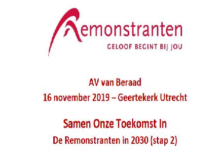 AV van Beraad 16112019